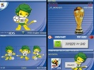 Thumbnail 1 for Zakumi/World Cup 2010 mascot