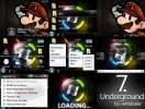 Thumbnail 1 for Underground skin for SuperCard DSTwo EOS (.ds2skin package)