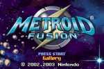 Thumbnail 1 for Metroid Fusion (J) save, Hard mode and Gallery unlocked