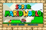 Thumbnail 1 for Super Mario Advance 2- Super Mario World SNES Color Restoration
