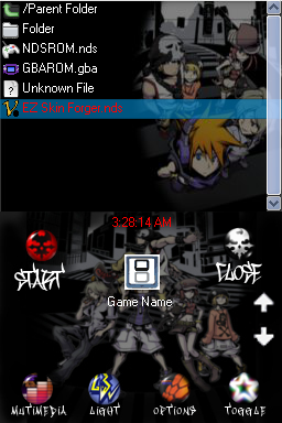 File upload screenshot