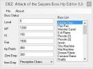 Thumbnail for Dragon Ball Z  Attack of the Saiyans Boss HP Editor