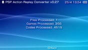 Thumbnail 3 for PSP Action Replay Converter