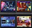 Thumbnail 1 for Megaman Starforce 3 Skin